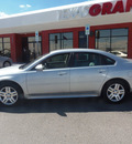 chevrolet impala 2013 silver sedan lt fleet 6 cylinders automatic 79936