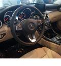 mercedes benz c class 2015 black sedan c300 sport 4matic gasoline 4 cylinders shiftable automatic 78216
