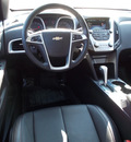 chevrolet equinox 2012 brown lt gasoline 4 cylinders front wheel drive automatic 75606