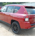jeep compass 2014 red suv altitude edition 4 cylinders automatic 77630