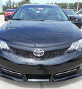 toyota camry 2014 black sedan se 4 cylinders automatic 75569