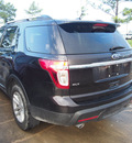 ford explorer 2013 brown suv xlt flex fuel 6 cylinders 2 wheel drive 6 speed automatic 77539
