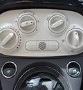 fiat 500 2015 hatchback pop gasoline 4 cylinders front wheel drive not specified 76108