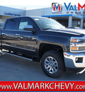 chevrolet silverado 2500hd 2015 black ltz diesel 8 cylinders 4 wheel drive automatic 78130