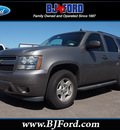 chevrolet tahoe 2007 gray suv ls 8 cylinders automatic 77575