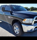 ram 2500 2014 black tradesman gasoline 8 cylinders 4 wheel drive 6 speed automatic 76520