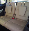 ford flex 2013 dk  gray sel gasoline 6 cylinders front wheel drive 6 speed automatic 77539