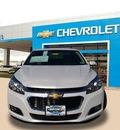 chevrolet malibu 2015 off white sedan lt gasoline 4 cylinders front wheel drive automatic 75067