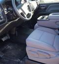 chevrolet silverado 3500hd cc 2015 silver ice metallic work truck 8 cylinders automatic 76051