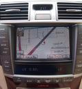 lexus ls 460 2012 black sedan l 8 cylinders automatic 77074