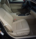 lexus es 350 2013 black sedan gasoline 6 cylinders front wheel drive automatic 77074