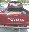 toyota short bed std