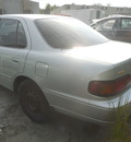 toyota camry dx le xle
